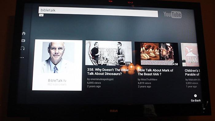 How to use BibleTalk tv on an Amazon FireTV Player | BibleTalk tv