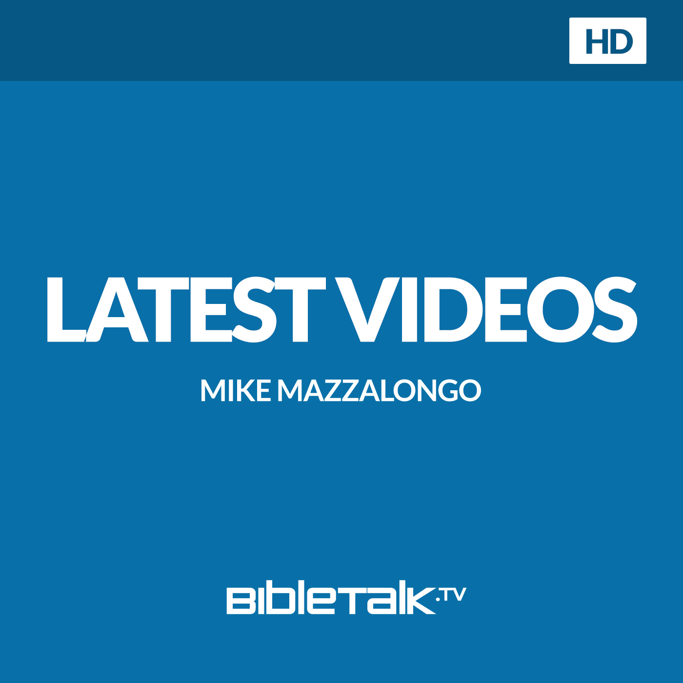 BibleTalk.tv Latest Videos